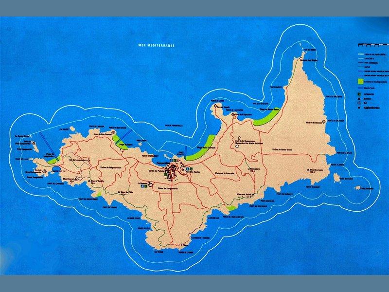 Photos de l' ile de Porquerolles - Les iles d'or - Christian ABEL photographe dans le Var ...
